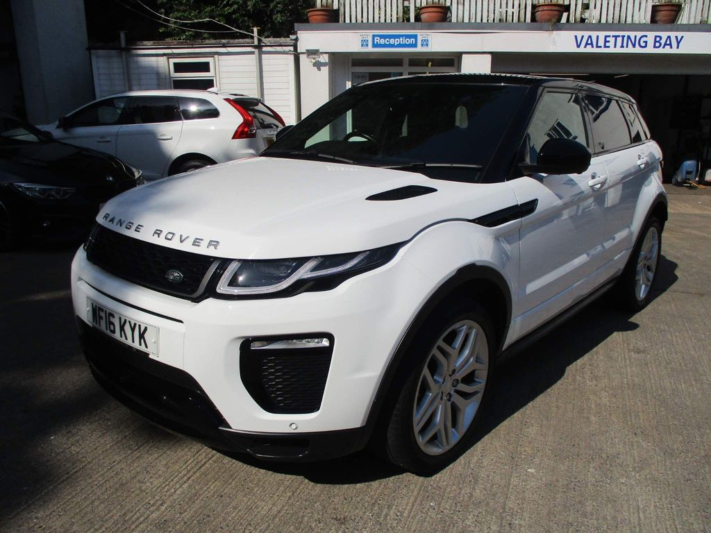 Land Rover Range Rover Evoque SUV 2.0 TD4 HSE Dynamic Lux 4WD (s/s) 5dr