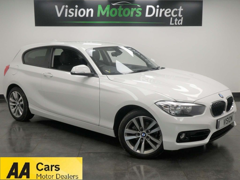 BMW 1 Series Hatchback 1.5 118i GPF Sport Sports Hatch (s/s) 3dr