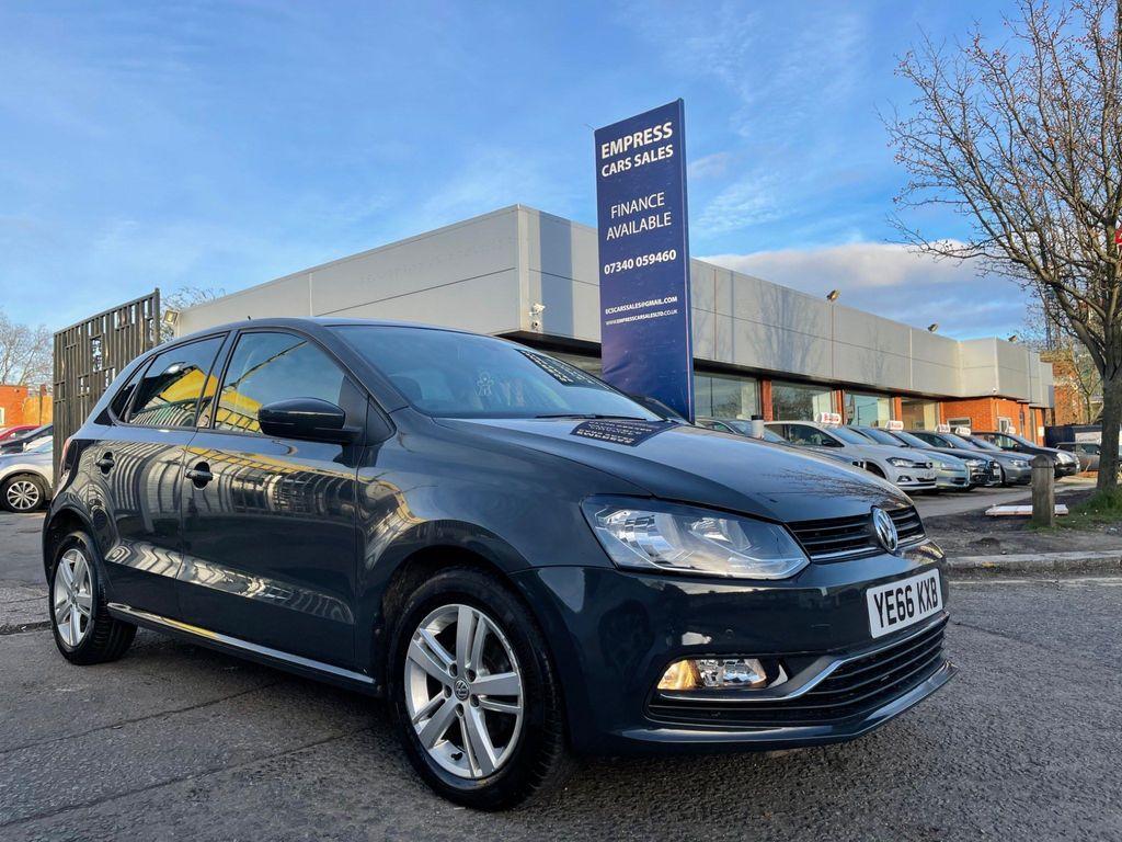 Volkswagen Polo Hatchback 1.0 BlueMotion Tech Match (s/s) 5dr