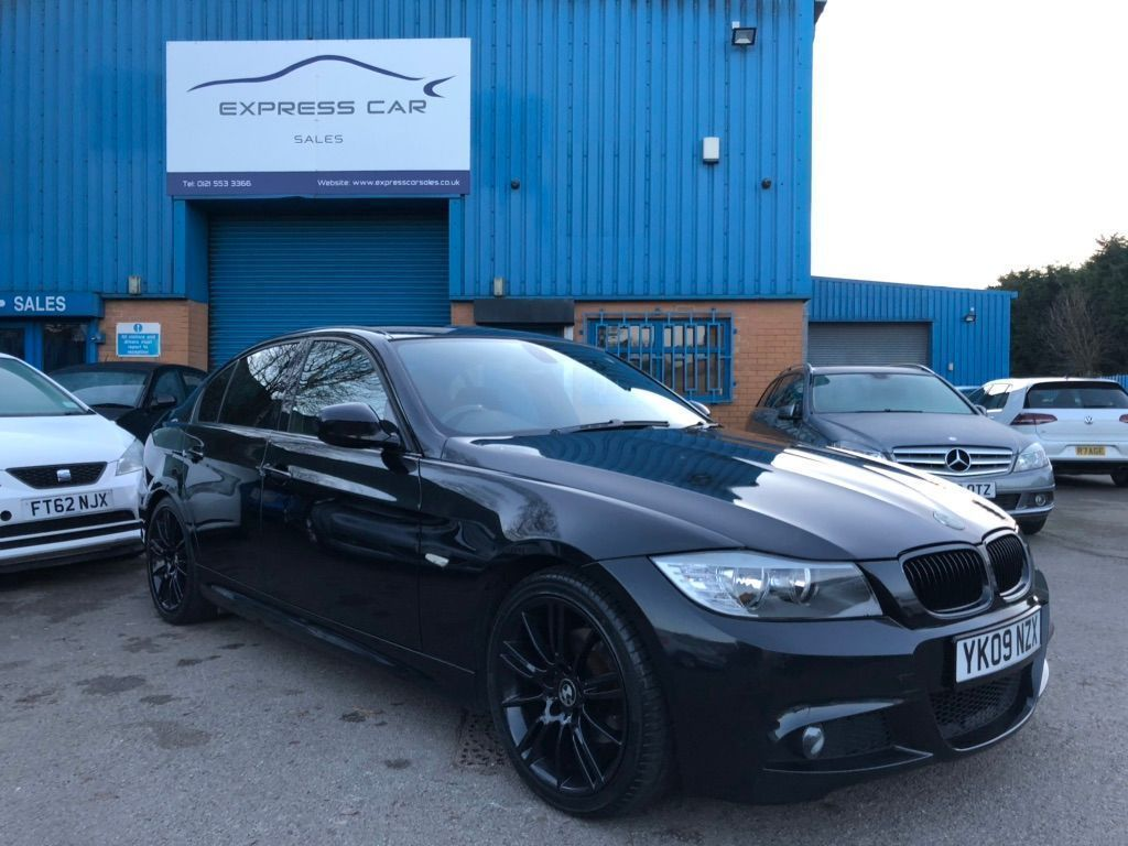 BMW 3 Series Saloon 2.0 318i M Sport 4dr