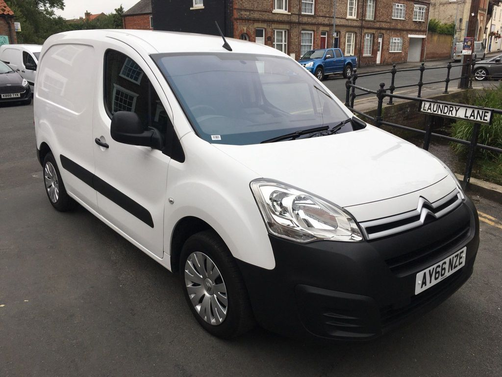 CITROEN BERLINGO Panel Van 1.6 BlueHDi L1 625 Enterprise Panel Van 5dr (EU6)