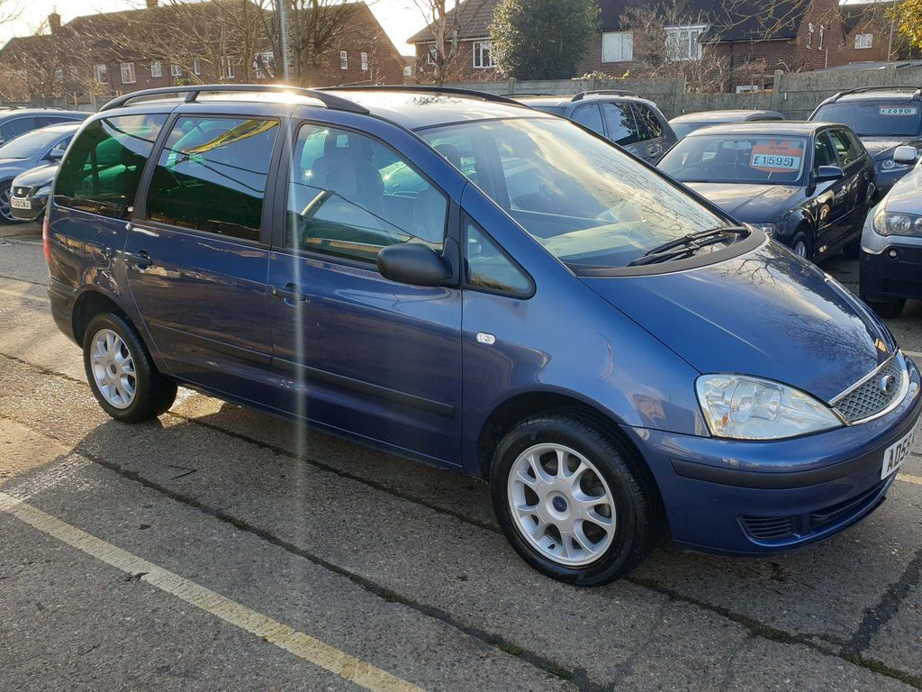 Ford Galaxy MPV 1.9 TDi LX 5dr