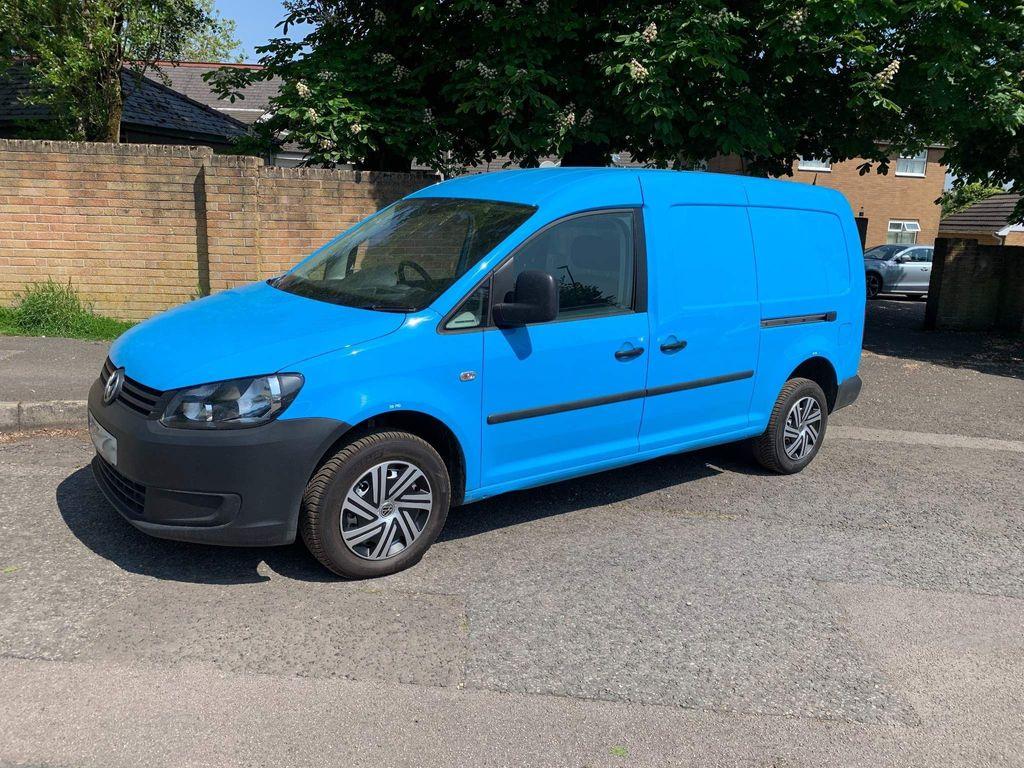 Volkswagen Caddy Maxi Panel Van 1.6 TDI BlueMotion Tech C20 Maxi Startline 5dr