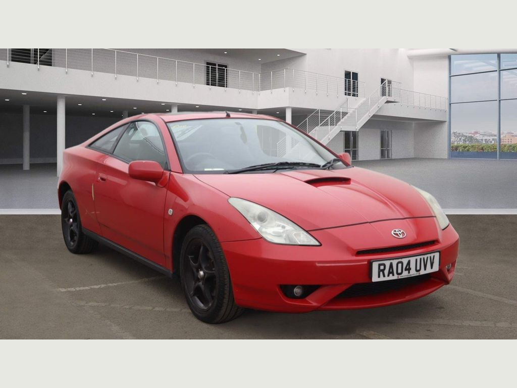 Toyota Celica Coupe 1.8 VVT-i 3dr