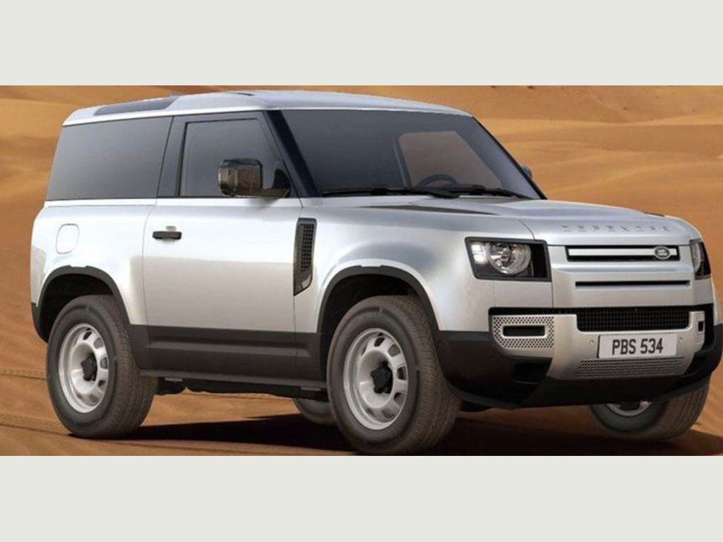 Land Rover Defender 90 SUV 2.0 SD4 Auto 4WD (s/s) 3dr 5 Seat