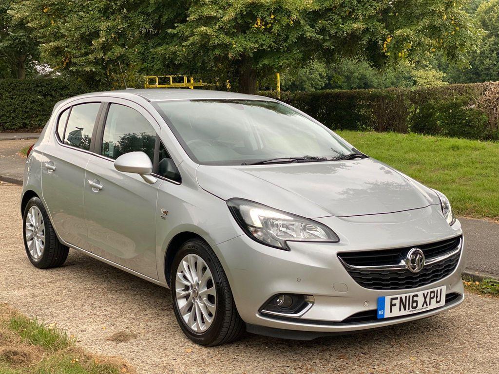 Vauxhall Corsa Hatchback 1.4i ecoFLEX SE 5dr