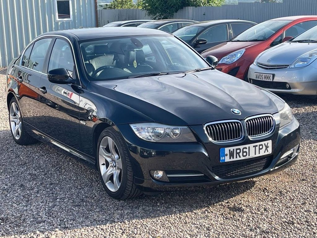 BMW 3 Series Saloon 2.0 320d Exclusive Edition 4dr