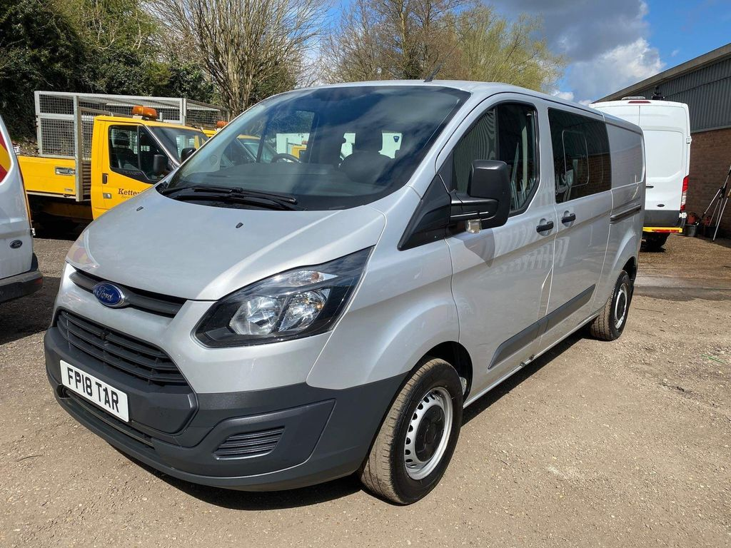 Ford Transit Custom Other 2.0 TDCi 310 Double Cab-in-Van L2 H1 6dr