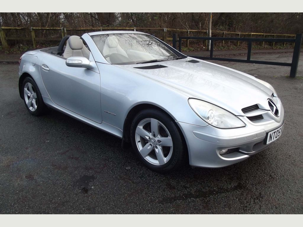 Mercedes-Benz SLK Convertible AUTOMATIC