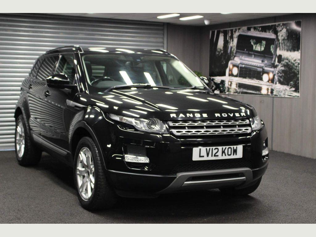 Land Rover Range Rover Evoque SUV 2.2 TD4 Pure AWD 5dr