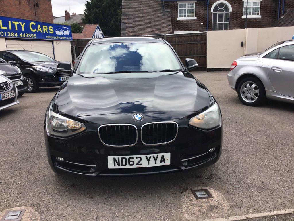 BMW 1 Series Hatchback 1.6 114i Sport Sports Hatch 5dr