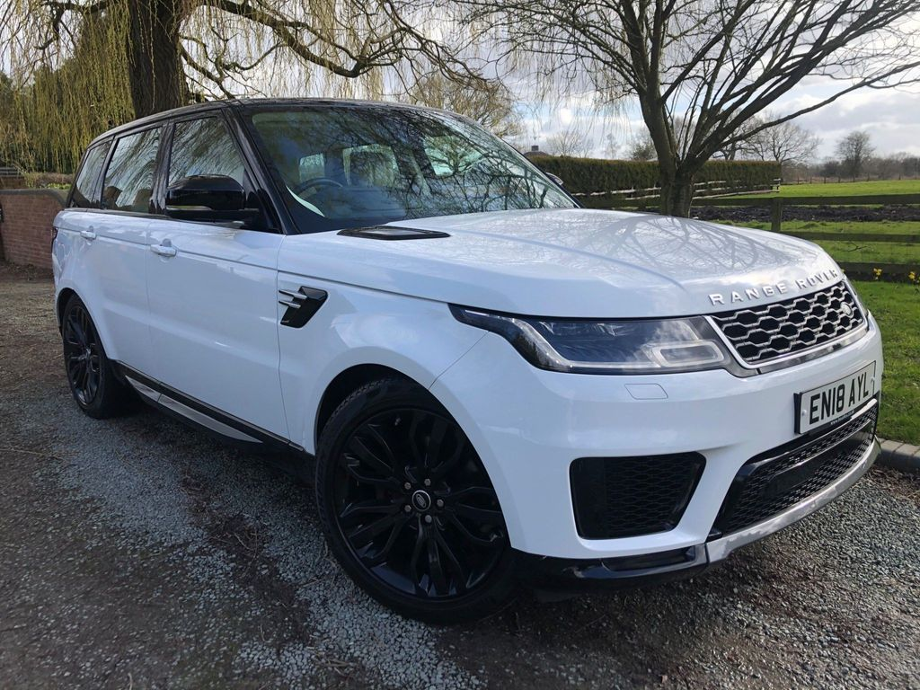 Land Rover Range Rover Sport SUV 2.0 Si4 HSE Auto 4WD (s/s) 5dr