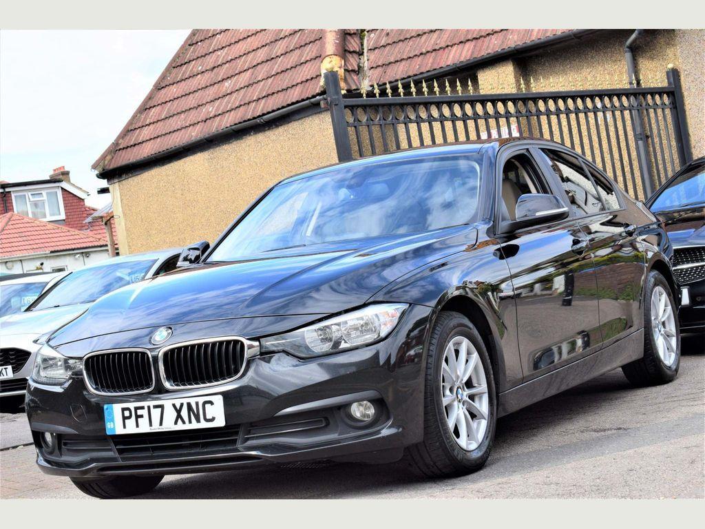 BMW 3 Series Saloon 2.0 320d BluePerformance ED Plus Auto (s/s) 4dr