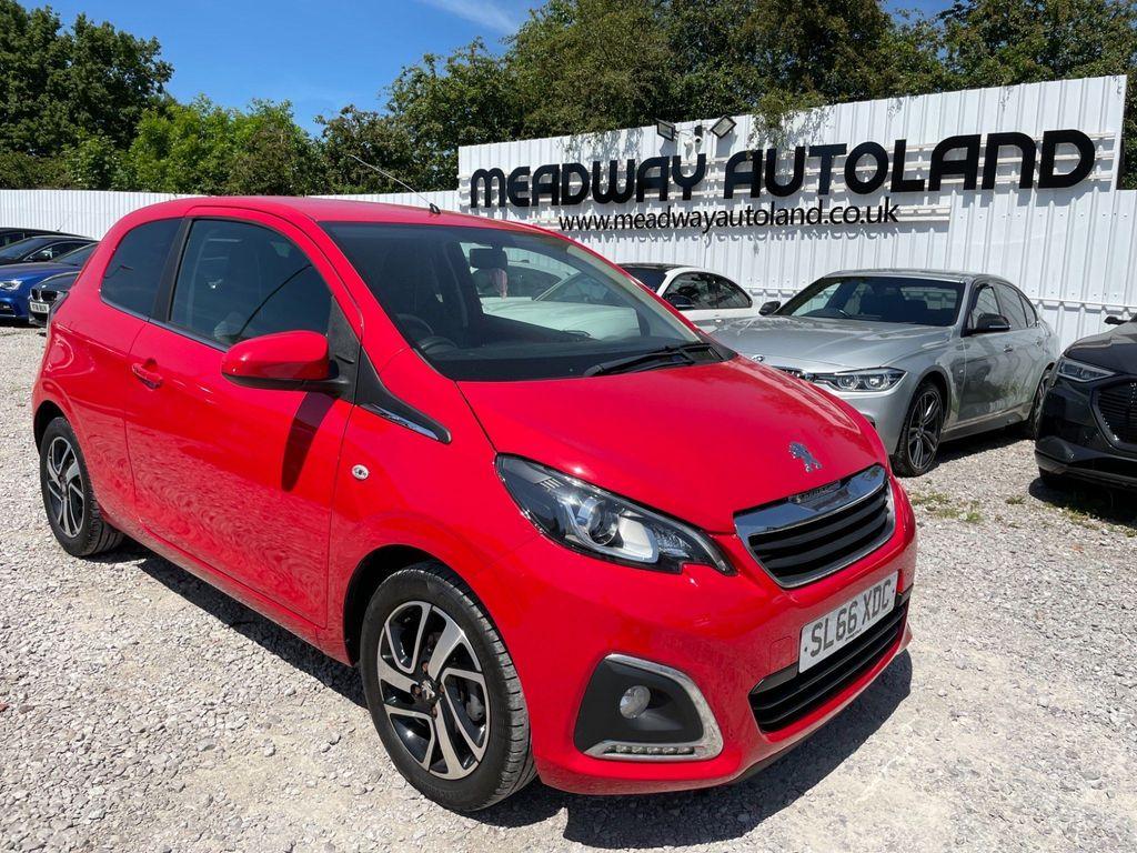 Peugeot 108 Hatchback 1.2 PureTech Allure 3dr