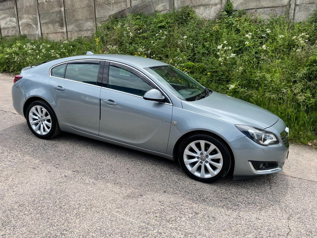 Vauxhall Insignia Hatchback 2.0 CDTi ecoFLEX Elite (s/s) 5dr