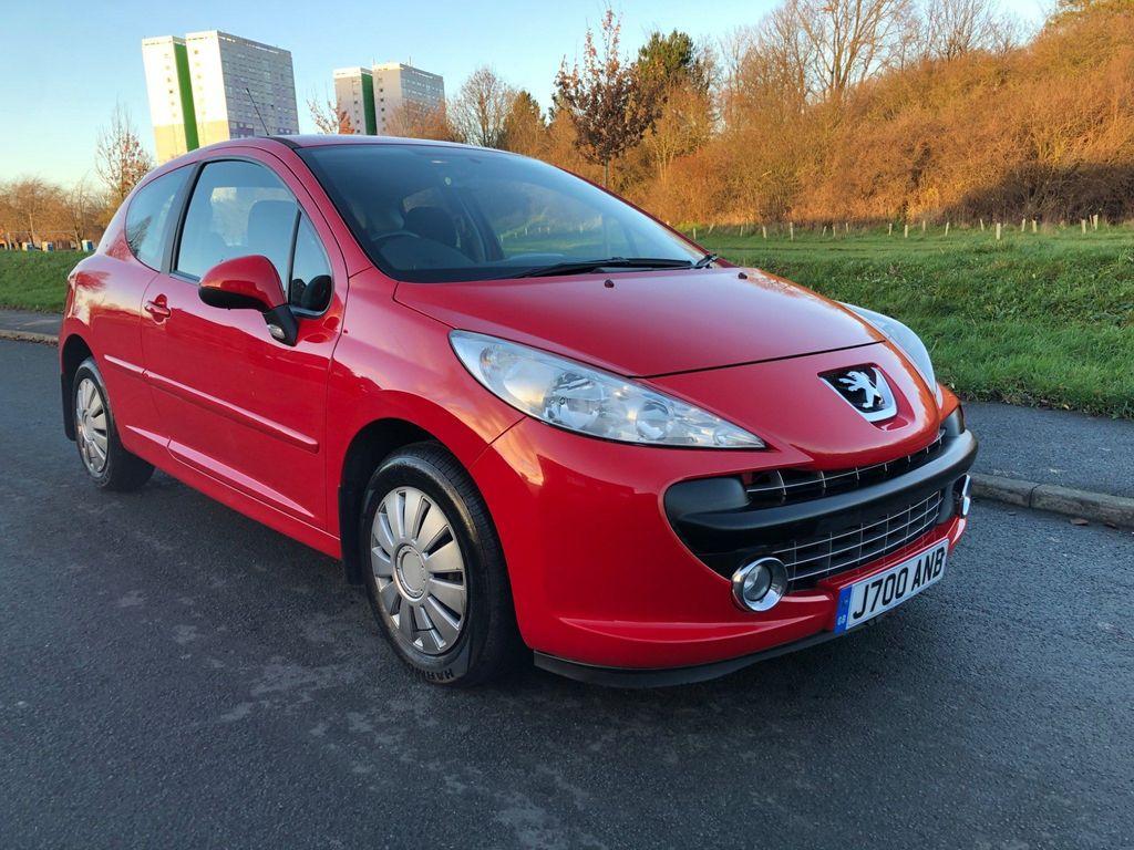 Peugeot 207 Hatchback 1.4 m:play 3dr
