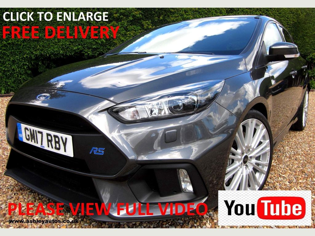 Ford Focus Hatchback 2.3T EcoBoost RS AWD (s/s) 5dr