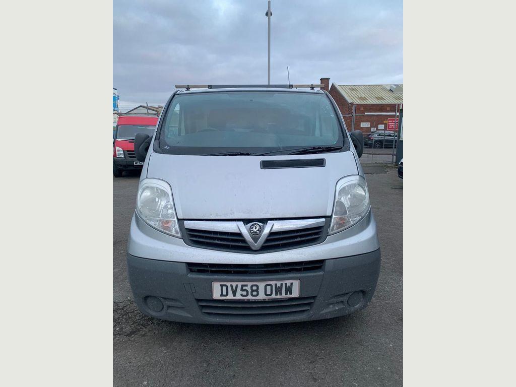 Vauxhall Vivaro Panel Van 2.0 CDTI 2900 Panel Van 4dr (EU4, LWB)