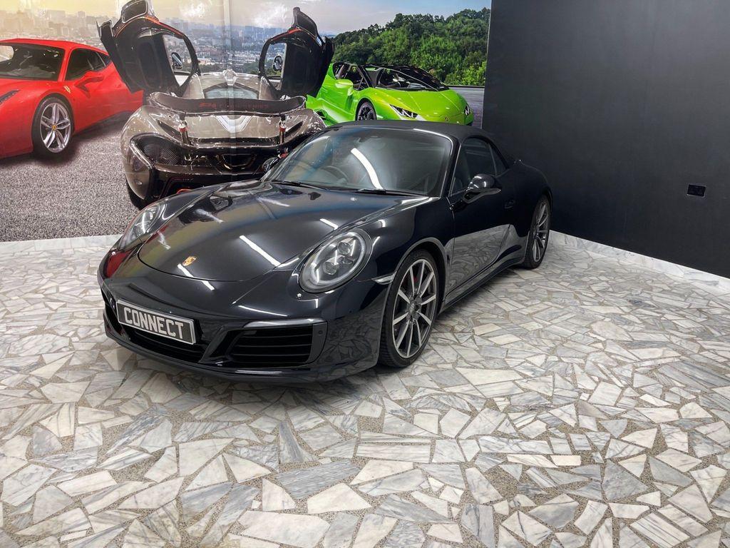 Porsche 911 Convertible 3.0T 991 Carrera 4S PDK 4WD (s/s) 2dr