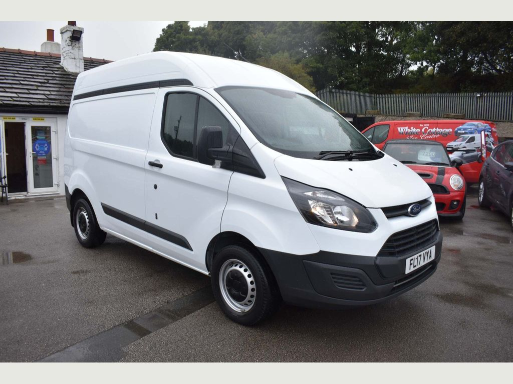 Ford Transit Custom Panel Van Tdci 290 L1 H2