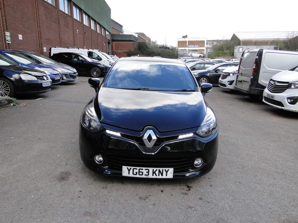Renault Clio Hatchback 1.5 dCi ENERGY Expression + (s/s) 5dr