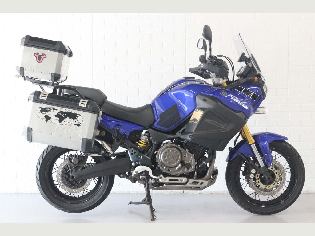 Yamaha XT1200 Adventure XT1200 Z Super Tenere Adventure Sport