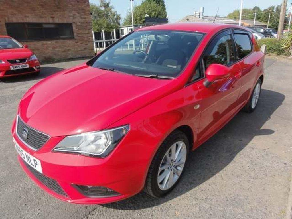 SEAT Ibiza Hatchback 1.4 16v Toca 5dr