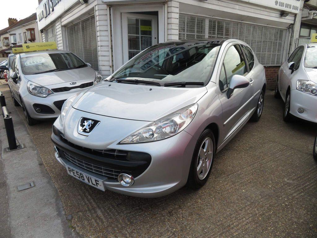 Peugeot 207 Hatchback 1.4 VTi Cielo 3dr