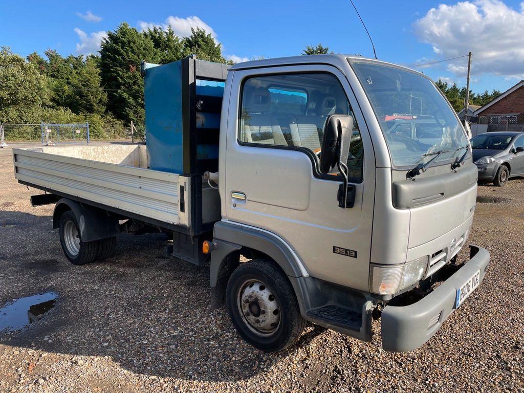 Nissan Cabstar Dropside 3.0 TD 35.13 Dropside Truck 2dr (LWB)