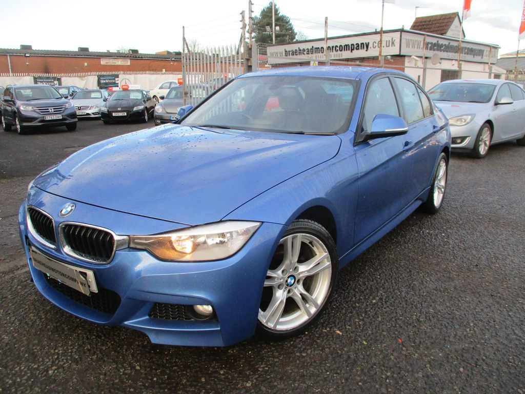 BMW 3 Series Saloon 2.0 320i M Sport xDrive 4dr