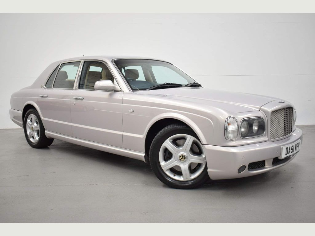 Bentley Arnage Saloon 6.8 T 4dr