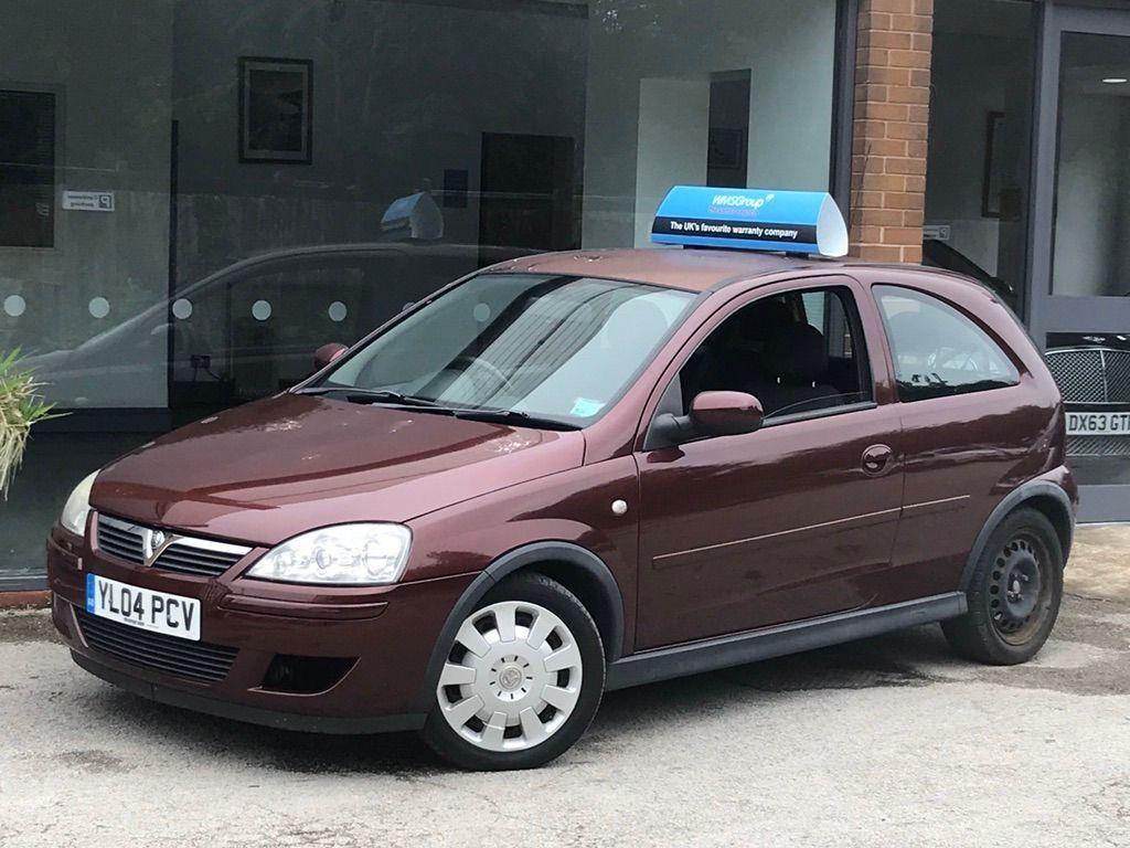 Vauxhall Corsa Hatchback 1.2 i 16v Design Easytronic 3dr (a/c)