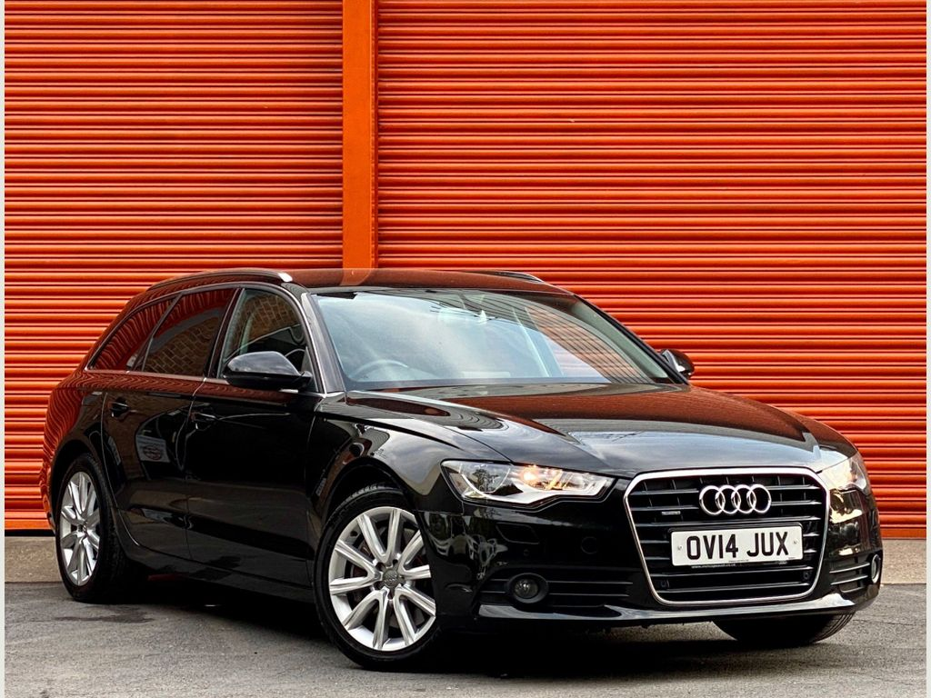 Audi A6 Avant Estate 3.0 BiTDi SE Tiptronic quattro 5dr