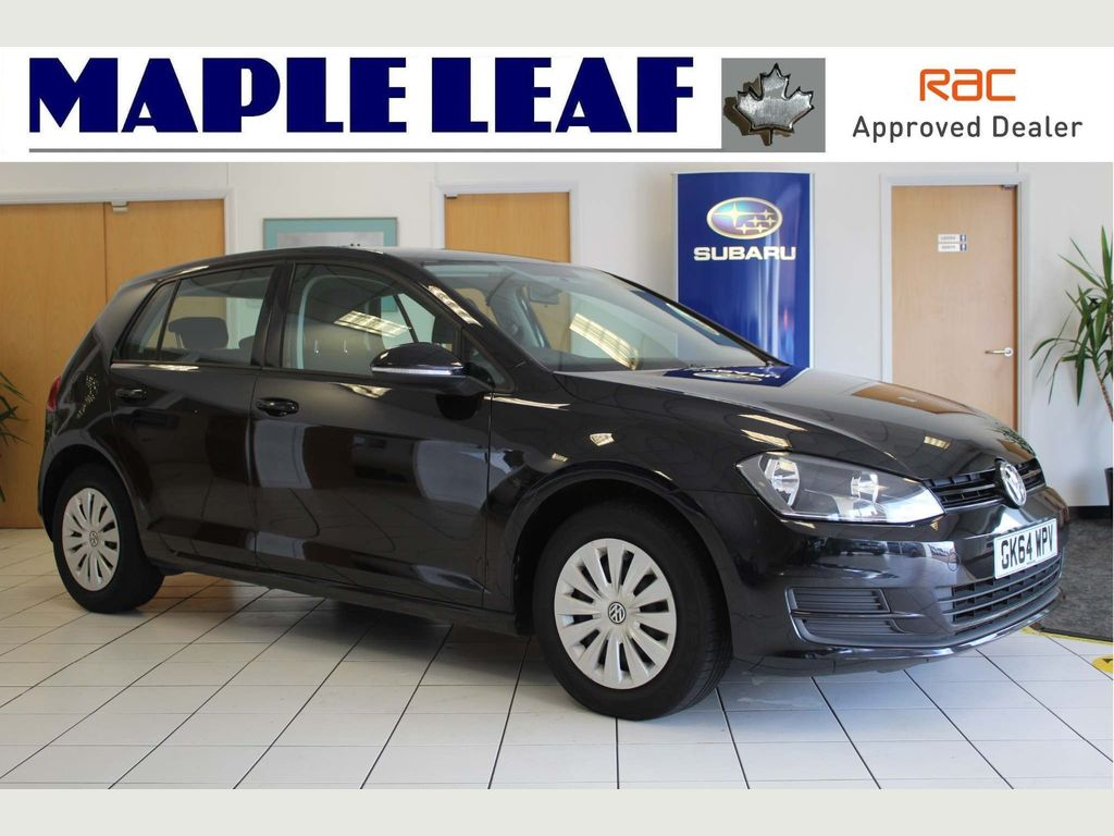 Volkswagen Golf Hatchback 1.4 TSI BlueMotion Tech S DSG (s/s) 5dr
