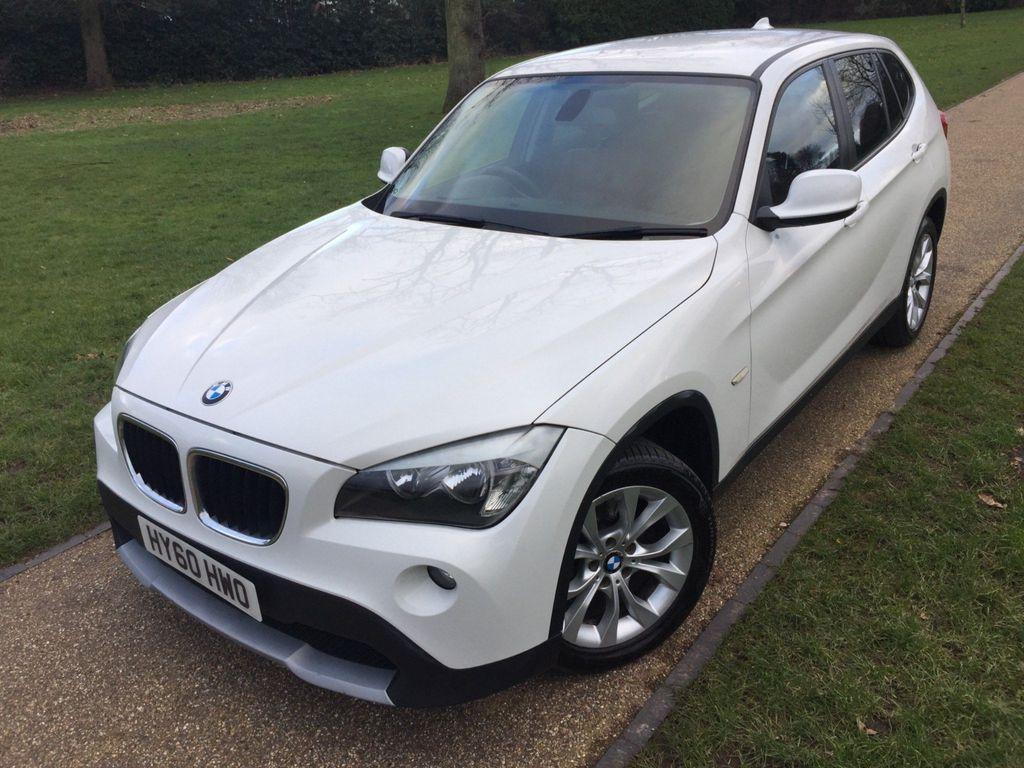 BMW X1 SUV 2.0 18d SE sDrive 5dr