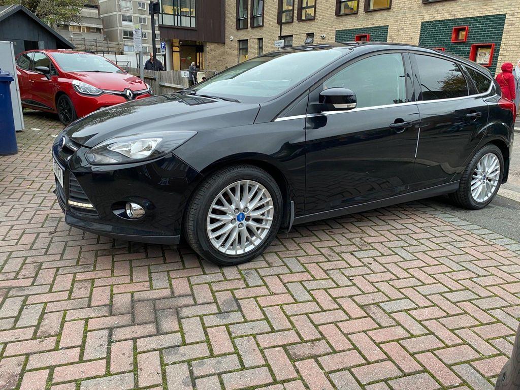 Ford Focus Hatchback 1.6 Ti-VCT Zetec 5dr