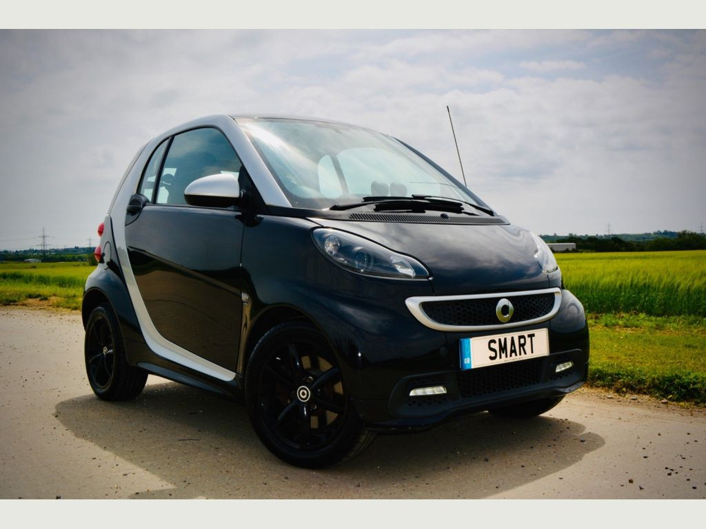 Smart fortwo Coupe 1.0 Grandstyle Plus SoftTouch 2dr