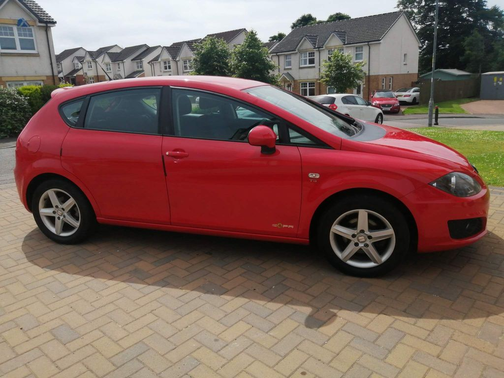 SEAT Leon Hatchback 1.2 TSI S Copa 5dr