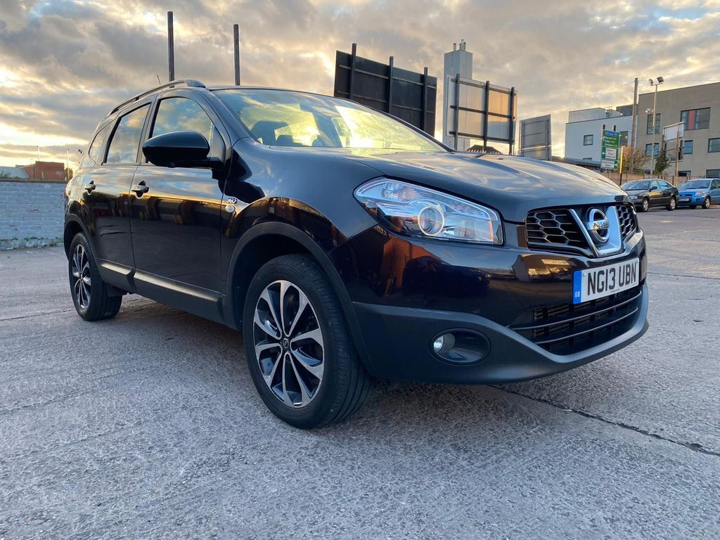 Nissan Qashqai+2 SUV 1.6 dCi 360 4WD (s/s) 5dr