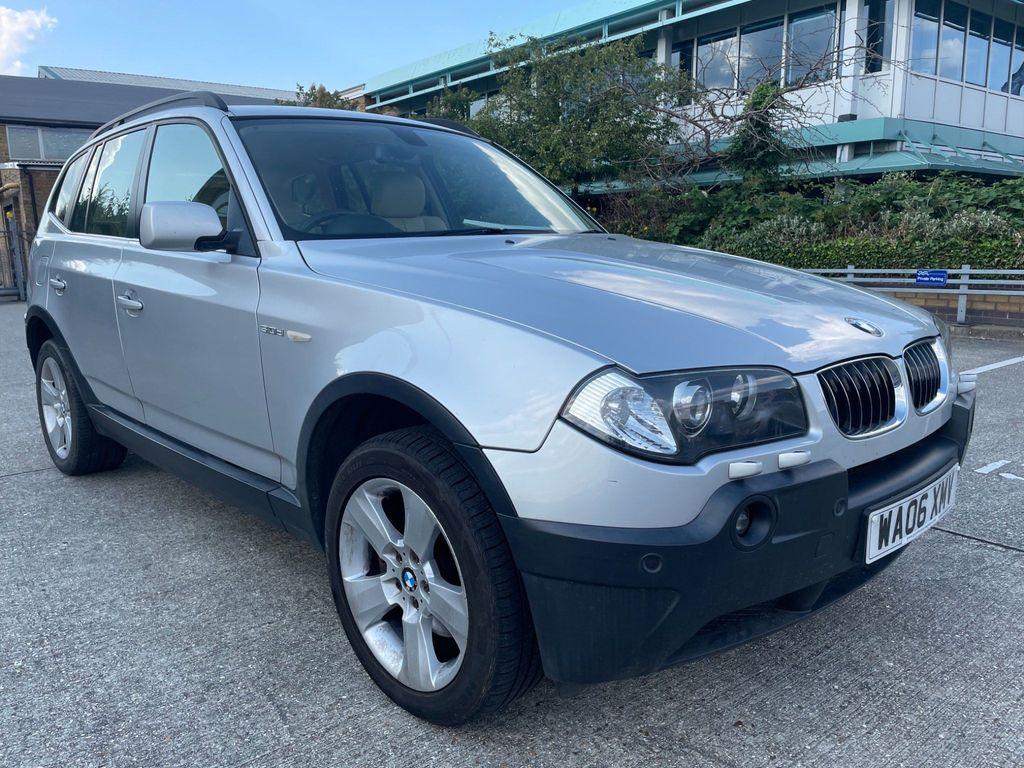 BMW X3 SUV 3.0d SE Auto 4WD 5dr