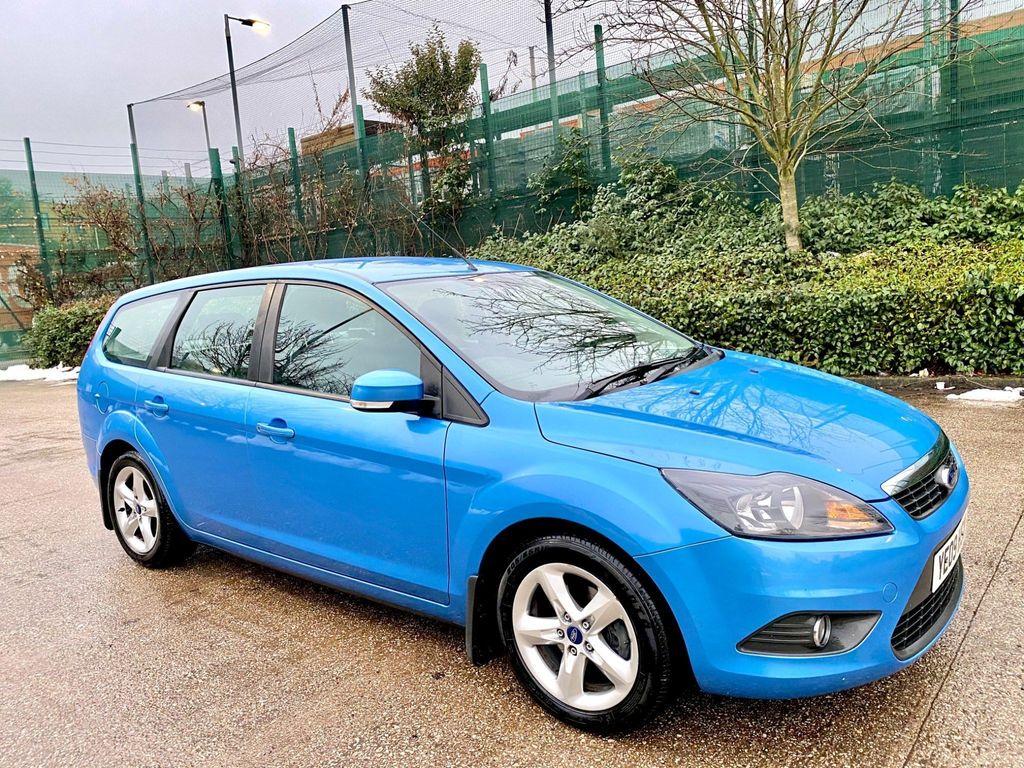 Ford Focus Estate 1.6 TDCi DPF Zetec 5dr