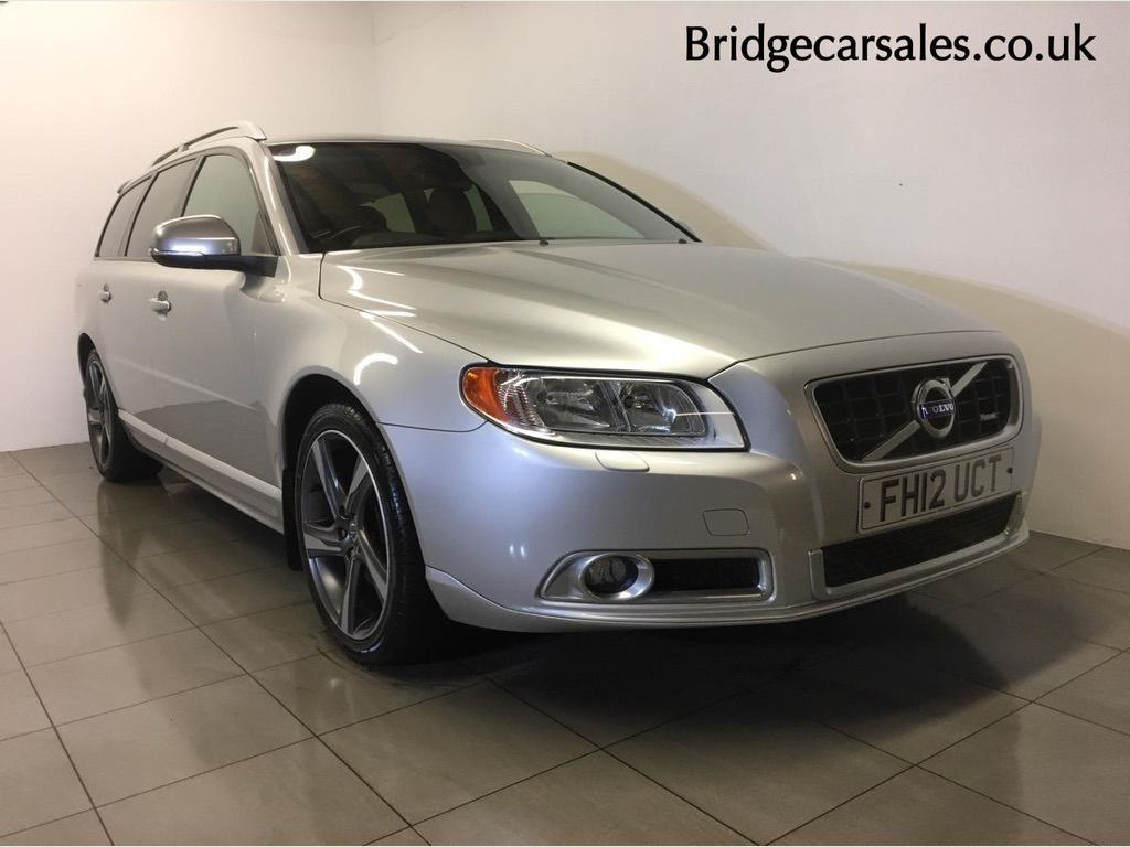 Volvo V70 Estate 2.0 D4 R-Design Geartronic 5dr