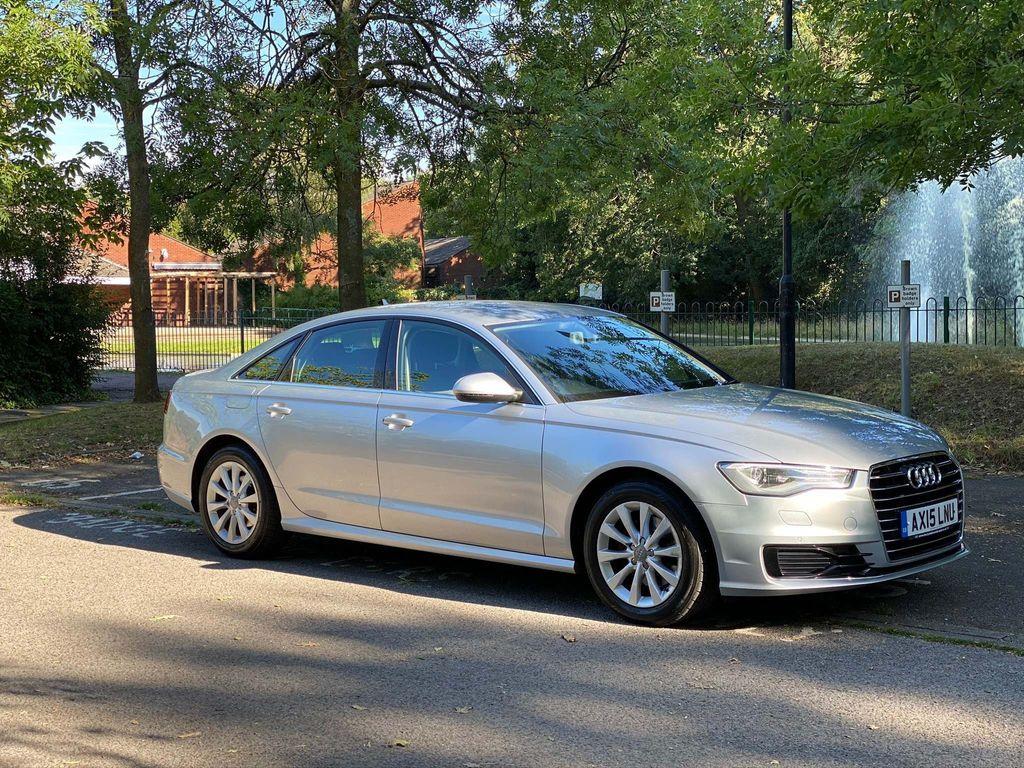 Audi A6 Saloon Saloon 2.0 TDI ultra SE S Tronic (s/s) 4dr