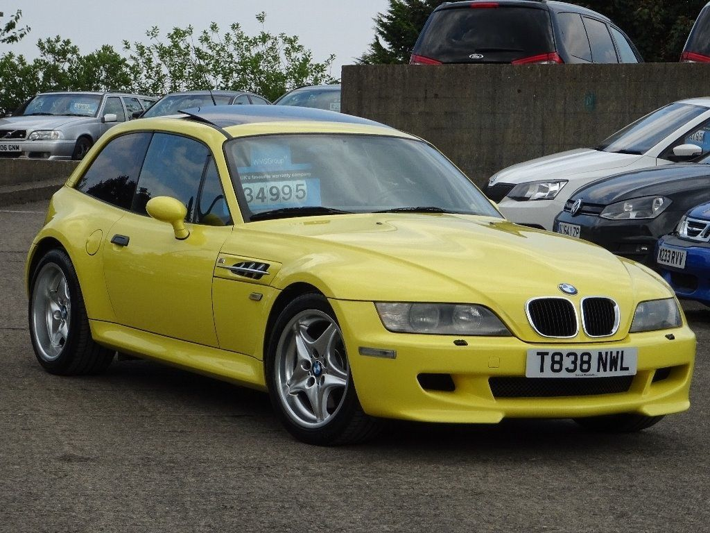 BMW Z3M Coupe 3.2 2dr