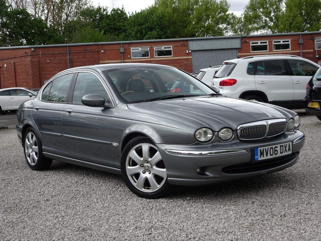 Jaguar X-Type Estate 2.2 D SE 5dr