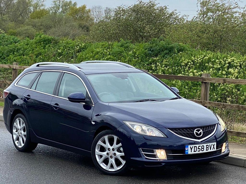 Mazda Mazda6 Estate 2.0 TD SL 5dr
