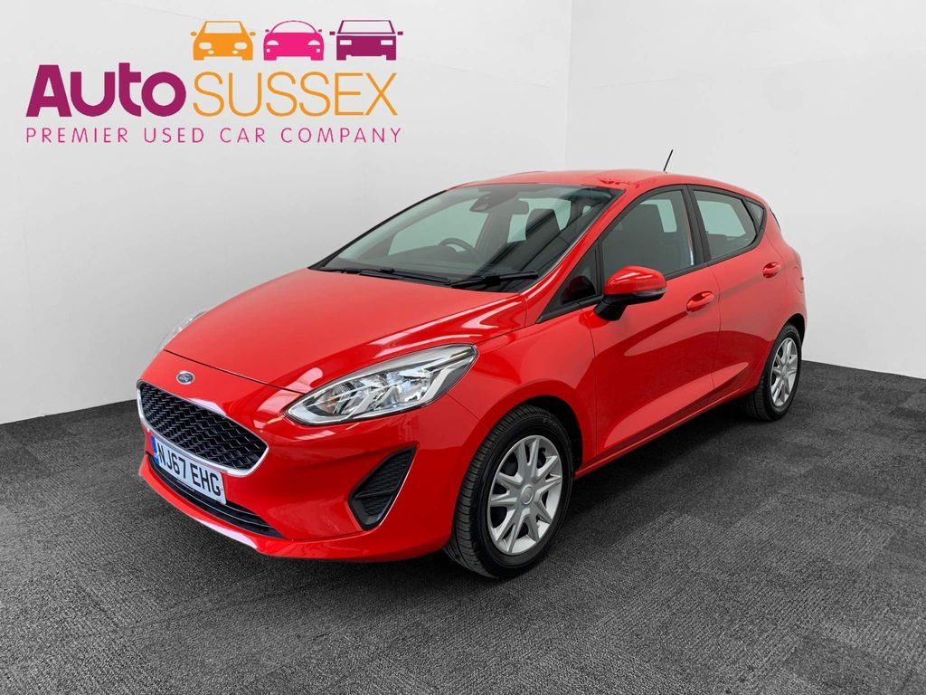 Ford Fiesta Hatchback 1.1 Ti-VCT Style (s/s) 5dr