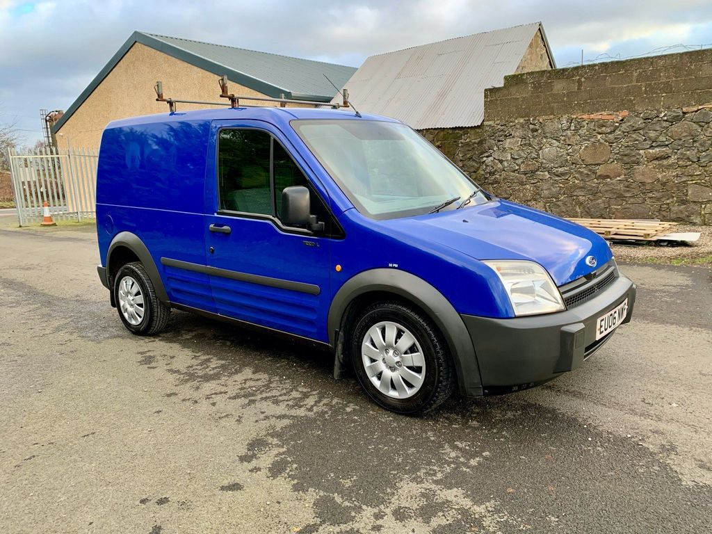 Ford Transit Connect Other 1.8 TDdi T220 SWB L Low Roof 4dr