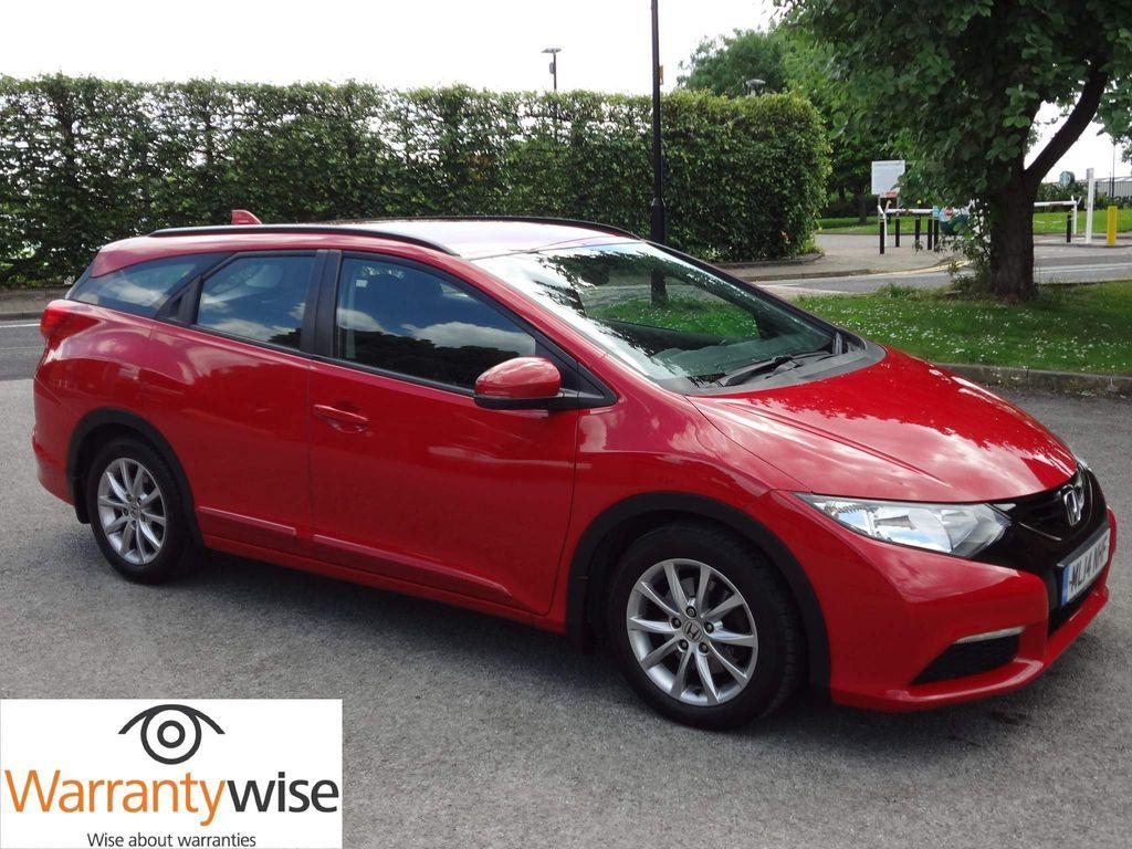Honda Civic Estate 1.8 S Tourer Auto 5dr (DAB/Premium Audio/Bluetooth)