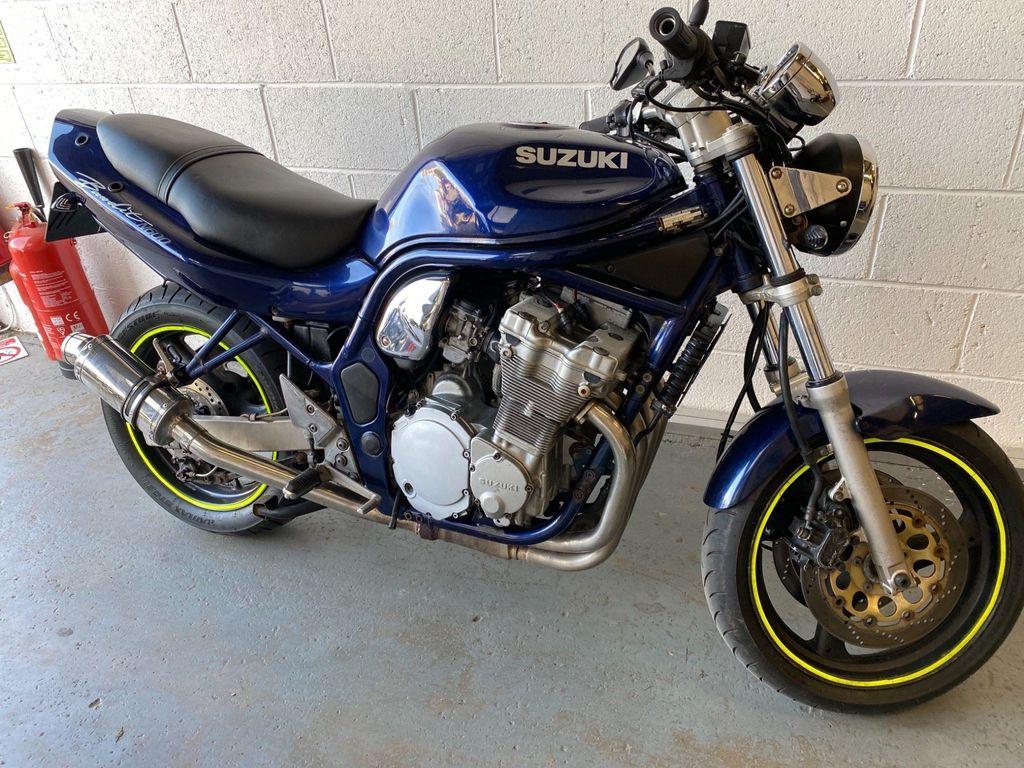 Suzuki Bandit 600 Naked GSF600 Bandit
